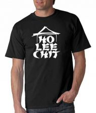 Buy HO LEE CHIT Adult Holy Funny Asian Buffet ninja gag gift Mens T-Shirt D59++