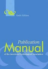 Buy PUBLICATION MANUAL OF THE AMERICAN PSYCHOLOGICAL ASSOCIATION