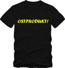 Buy DDR T-Shirt Ostalgie Fun Shirt DDR OSTPRODUKT D59