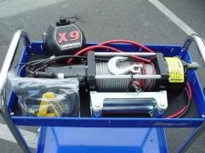 Buy X9 Superwinch delivers 9000 lb pulling capacity with Remote Lifetime Warranty
