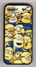 Buy Despicable Me iPhone 5/5S Case Cover - Hard Plastic, Soft Sides (DM1)