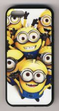 Buy Despicable Me iPhone 5/5S Case Cover - Hard Plastic, Soft Sides (DM2)