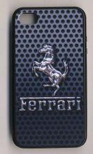 Buy Ferrari iPhone 4/4S Case Cover - Hard Plastic, Soft Sides
