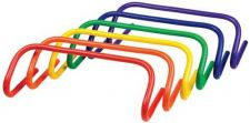 "Buy 6"" Colored Speed Hurdles - Set of 6 By Olympia Sports AG043P"