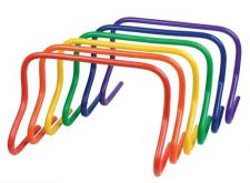 "Buy 12"" Colored Speed Hurdles - Set of 6 AG044P"