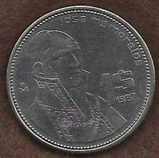 Buy Mexico 1 Peso 1987 Coin