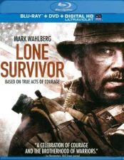 Buy LONE SURVIVOR BLUE RAY