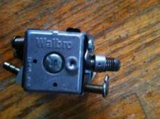 Buy HDA80 Walbro Carburetor for Chainsaw Service Manual link from Walbro in ad