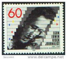 Buy Germany 1439 mnh EGON KISCH