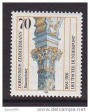 Buy Germany 1442 mnh Dominkkus Zimmermann Architect