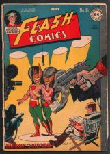 Buy FLASH COMICS #85 JULY 1947 GOOD CONDITION VERY RARE