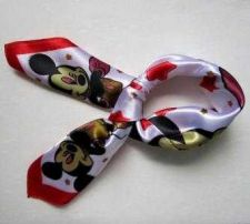 Buy Mickey logo on scarf new FREE SHIPPING #15