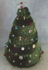 Buy Christmas Tree & Little Bells Crochet PDF Pattern Digital Delivery