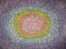 Buy Original Quality abstract Spiritual Master Piece color pencil drawing of Divine