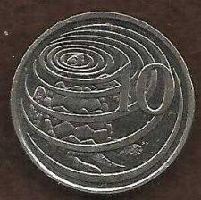 Buy Cayman Islands 10 cents 1996 Coin