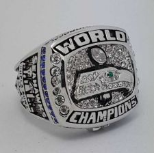 Buy 2013 Seattle Seahawks XLVIII super bowl championship ring size 9-12 US