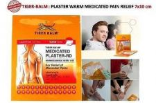Buy 2 x Tiger Balm Plaster Patch Cool Pain Relief Arthritic Back Muscle Aches Stains