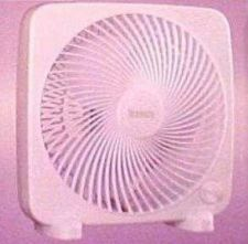 Buy 9-Inch Electric Powered FAN : White Color : Brand New : Ship FAST+Track in USA