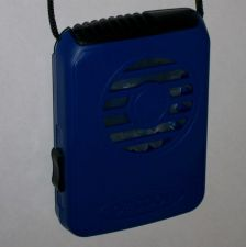 Buy Compact Necklace Battery FAN : BLUE Color : Brand New : FAST S&h+Track in US