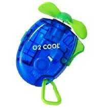 Buy Misting Battery powered Mini FAN : BLUE Color :Brand New: FAST S&h+Track in USA