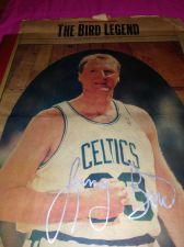 Buy LARRY BIRD Signed Newspaper