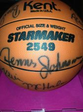 Buy 80'S BOSTON CELTICS PLAYERS SIGNATURES ON KENT BALL