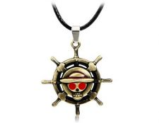 Buy Steering Wheel Pendant Necklace