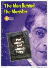 Buy USA 1997 The man behind the monster card with mnh stamp