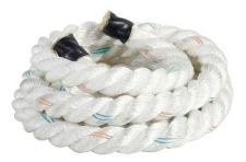 "Buy Olympia Sports 1.5"" Power Conditioning Rope - 30' (White) AG060D"