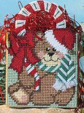 Buy Christmas Giftt Bag Plastic Canvas PDF Pattern Digital Delivery