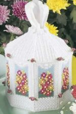 Buy Gazebo Tissue Cover Plastic Canvas PDF Pattern Digital Delivery