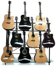 Buy Mirage 9 Guitar Display Rack