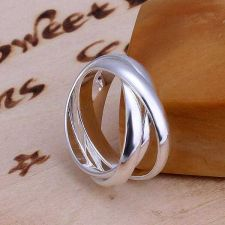Buy 925 silver plated rings