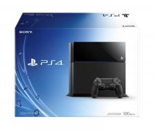 Buy Sony Playstation 4 PS4 500GB Storage Black Video Game Console