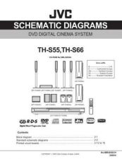 Buy JVC TH-S55-TH-S66--2 Service Manual by download Mauritron #277017