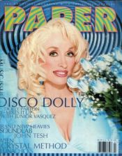 Buy DOLLY PARTON PAPER MAGAZINE JULY 1997 RARE