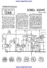 Buy Sobell AGF707 Service by download Mauritron #327090