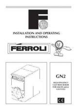 Buy Ferroli GN2 INST by download Mauritron #324230