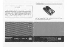 Buy Sharp EL-8005 by download Mauritron #327896