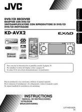 Buy JVC KD-AVX2-4 Service Manual by download Mauritron #274868