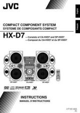 Buy JVC HX-D7-3 Service Manual by download Mauritron #281663