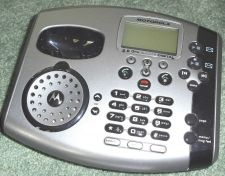 Buy Motorola MD7081 base w/PSU for cordless phone handset MD7000 MD7001 5.8 GHz