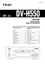 Buy Teac DV-L800GSN Operating Guide by download Mauritron #318692