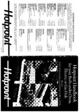 Buy Hotpoint HB61320(4) Operating Guide by download Mauritron #312008