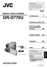 Buy JVC LYT1653-001B-EN Operating Guide by download Mauritron #297499