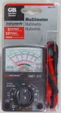 Buy Gardner Bender Pocket-Size Analog Multi meter Tester GMT-312 New In Package