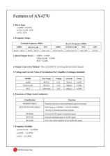 Buy LG AX-4270_ServiceManual Manual by download Mauritron #304610