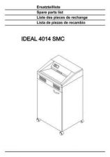 Buy Office Equipment IDEAL 4014 SMC PARTS by download #335546