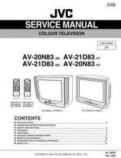Buy JVC AV-21BT8ENS Service Manual by download Mauritron #279586