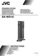 Buy JVC SX-WD10-13 Service Manual by download Mauritron #276727